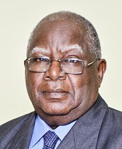 Eng. Fabian Rwamwema Tibeita