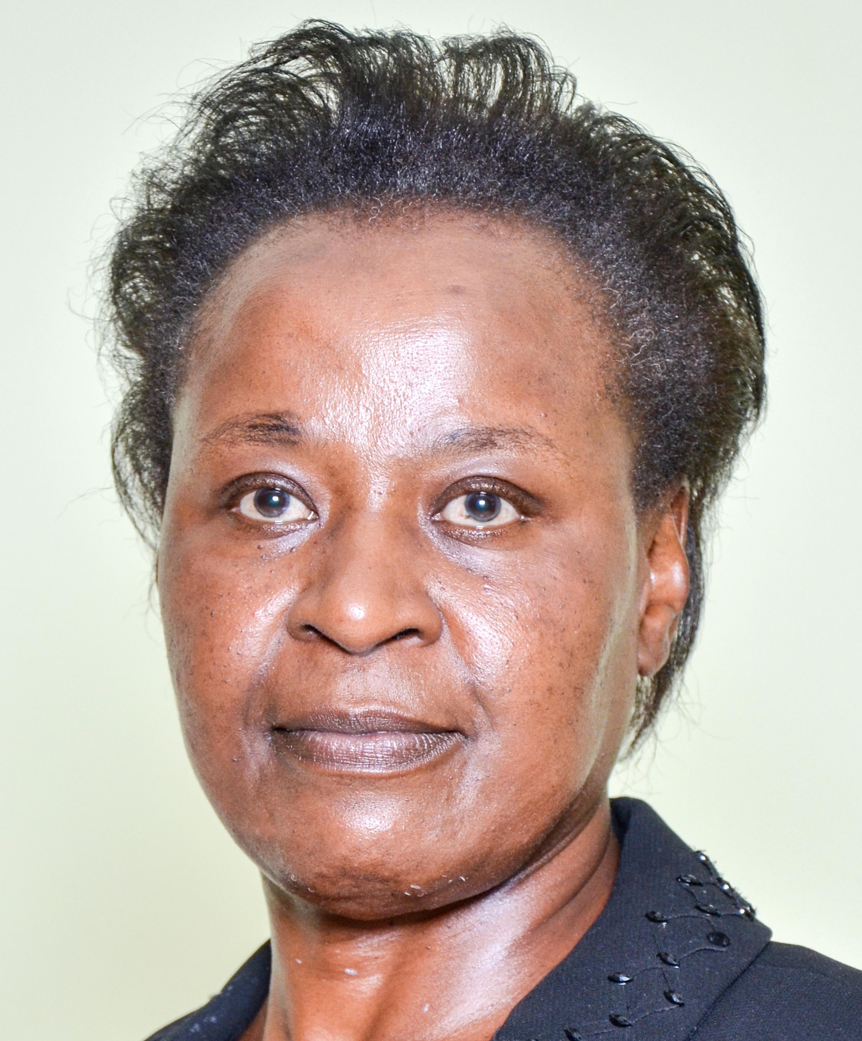 Ambassador Joan Rwabyomere