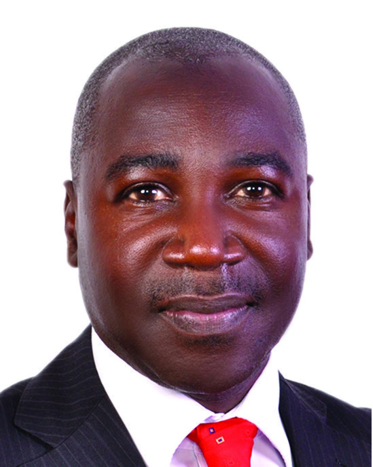 Dr. Geofrey Okoboi