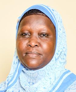 Dr. Wasagali Sarah Kanaabi